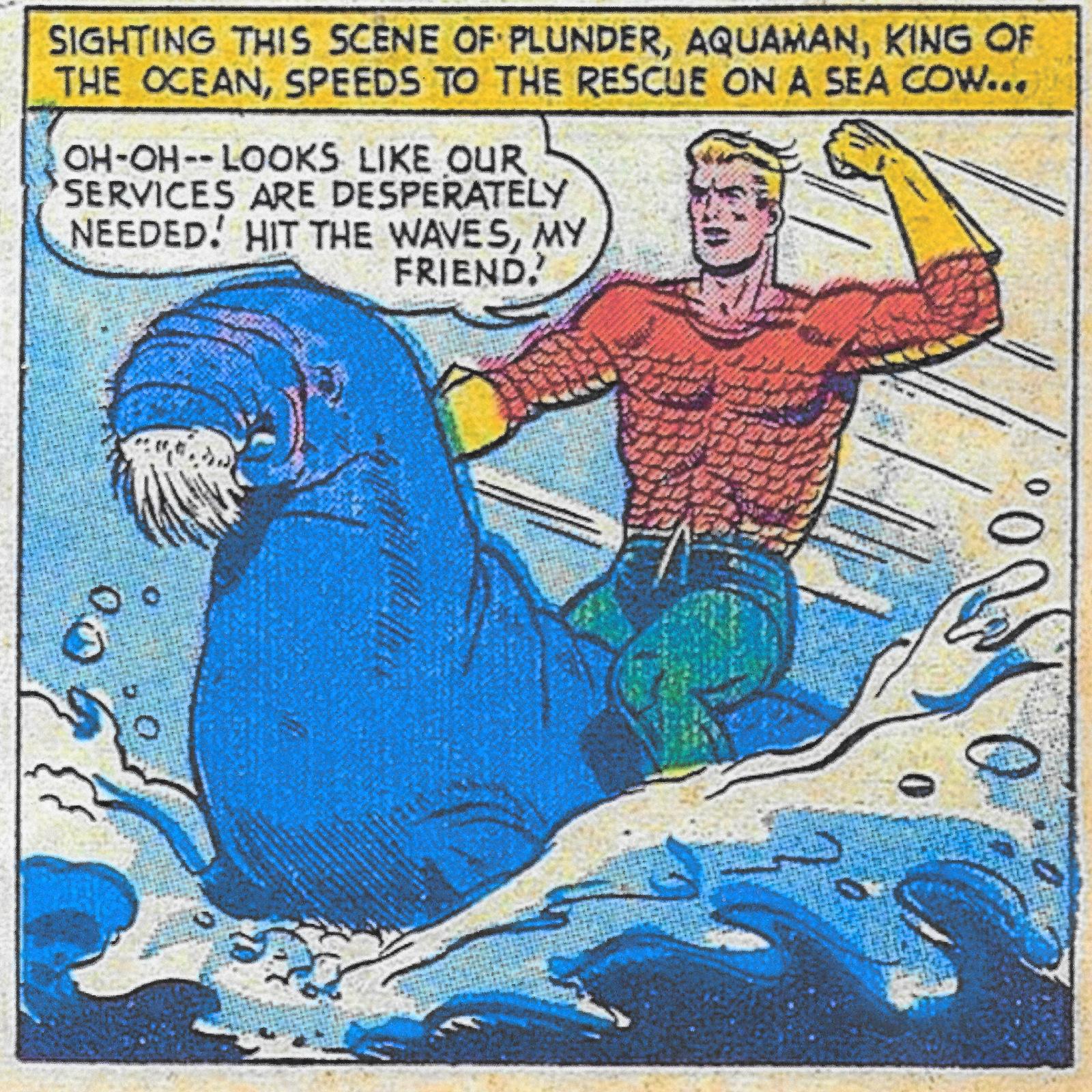 Aquaman, Meisjes
