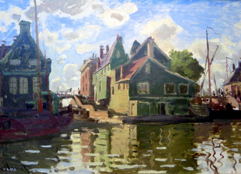 Canal à Zaandam