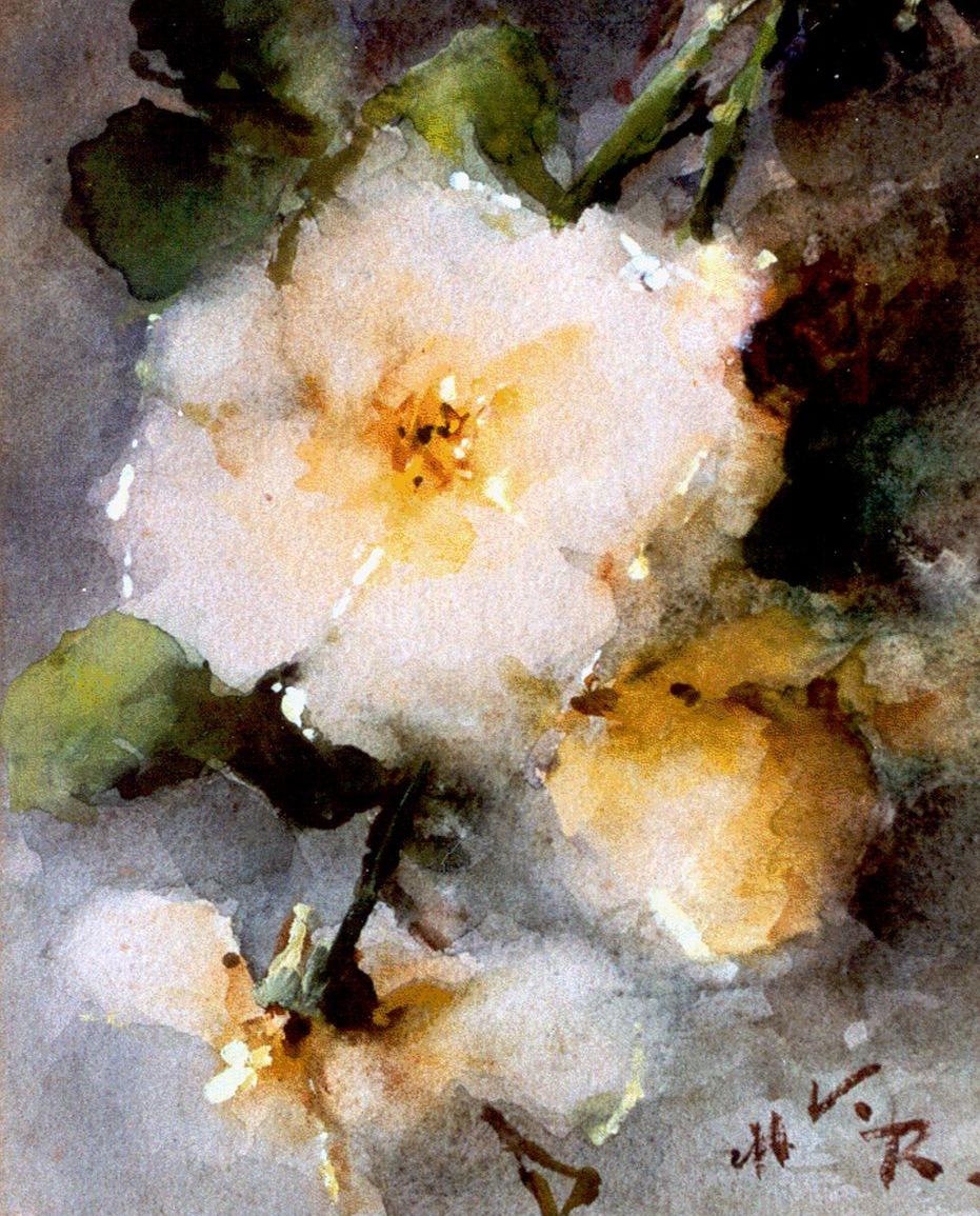 Gele Rozen, Margaretha Roosenboom