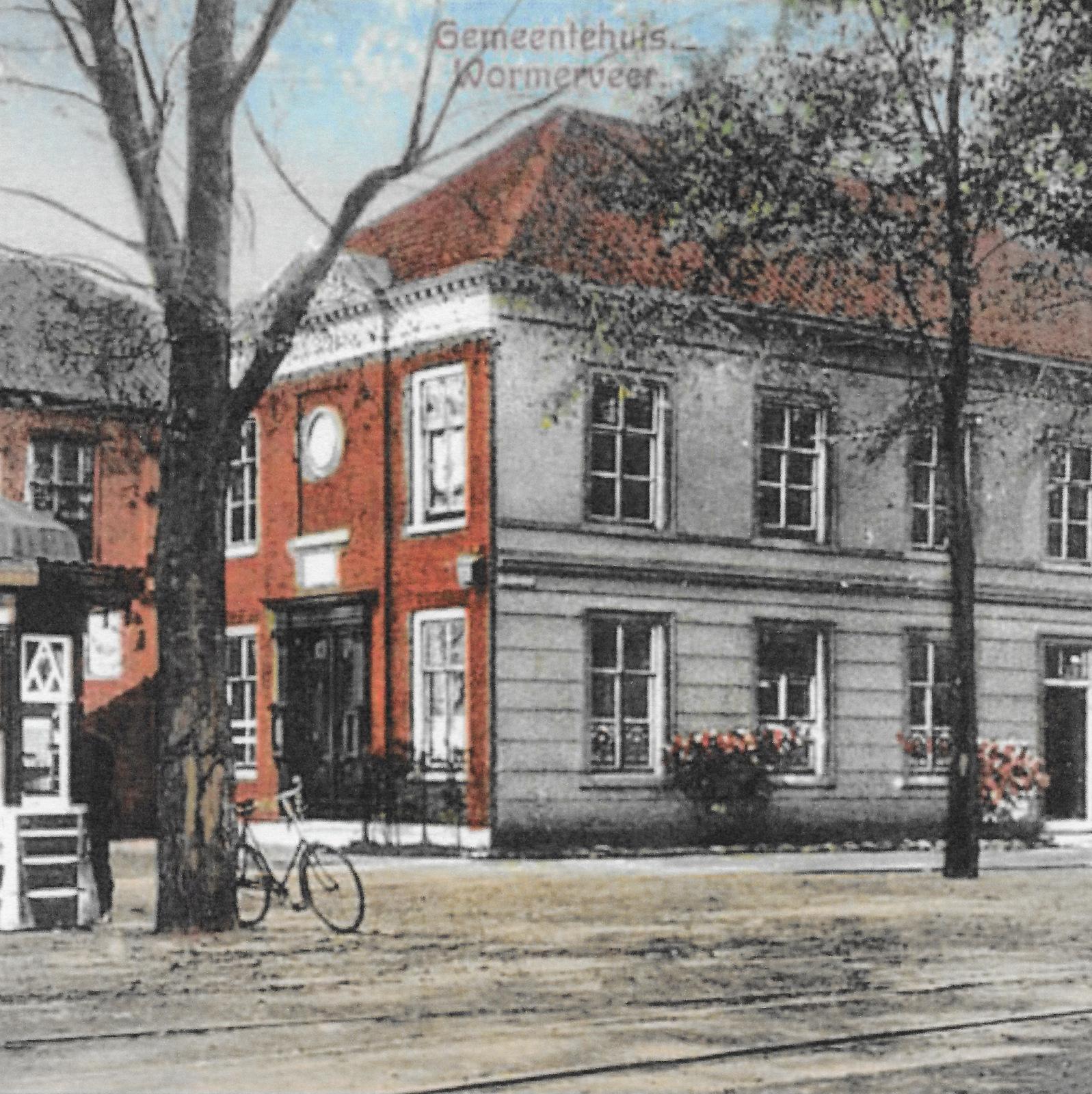 Gemeentehuis Wormerveer