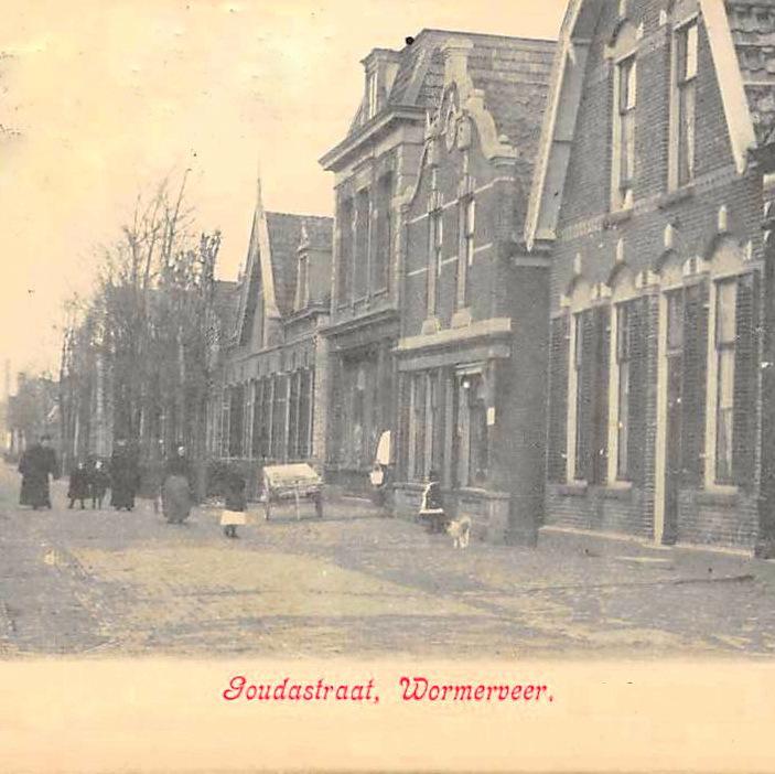 Goudastraat, Wormerveer