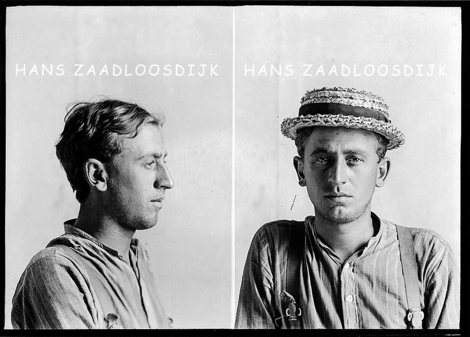 Hans Zaadloosdijk, Bizar Verhaal