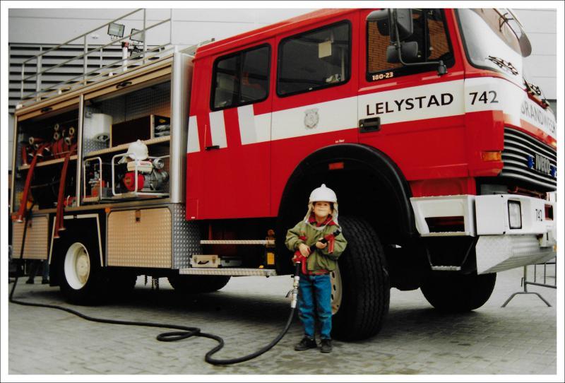 Brandweermannetje