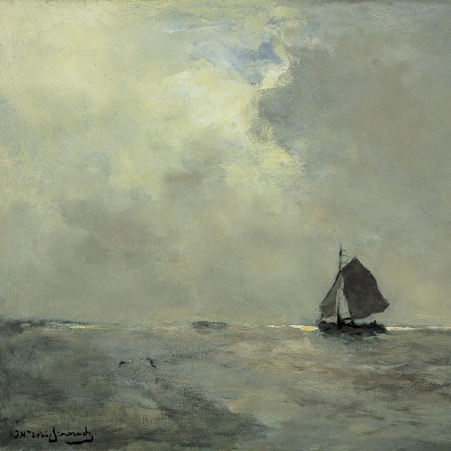 Bard 12, Jan Hendrik Weissenbruch