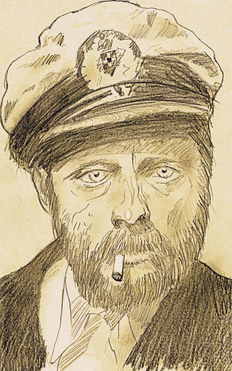 Kapitein J. W. Niesing