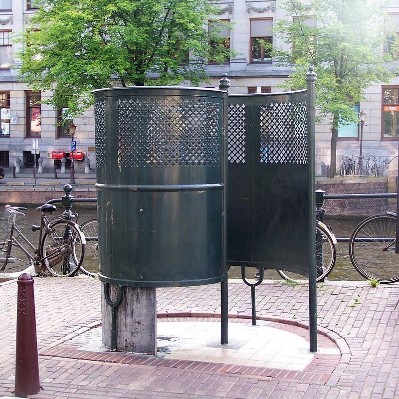 Krul, Amsterdam
