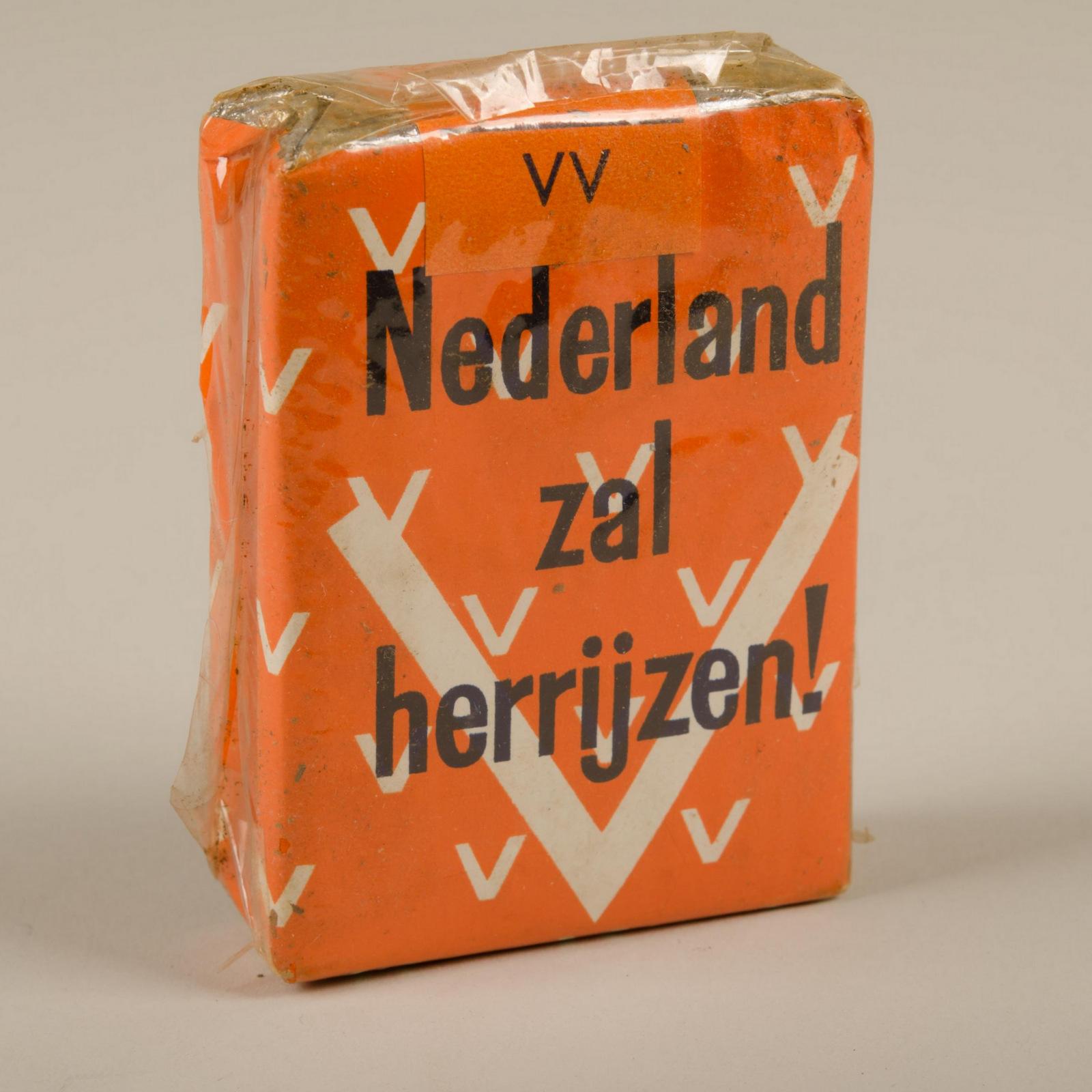 Nederland zal herrijzen!