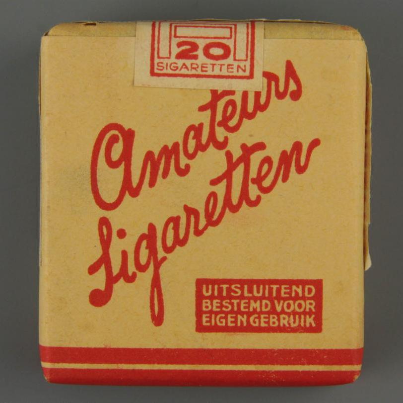 Amateurs Sigaretten