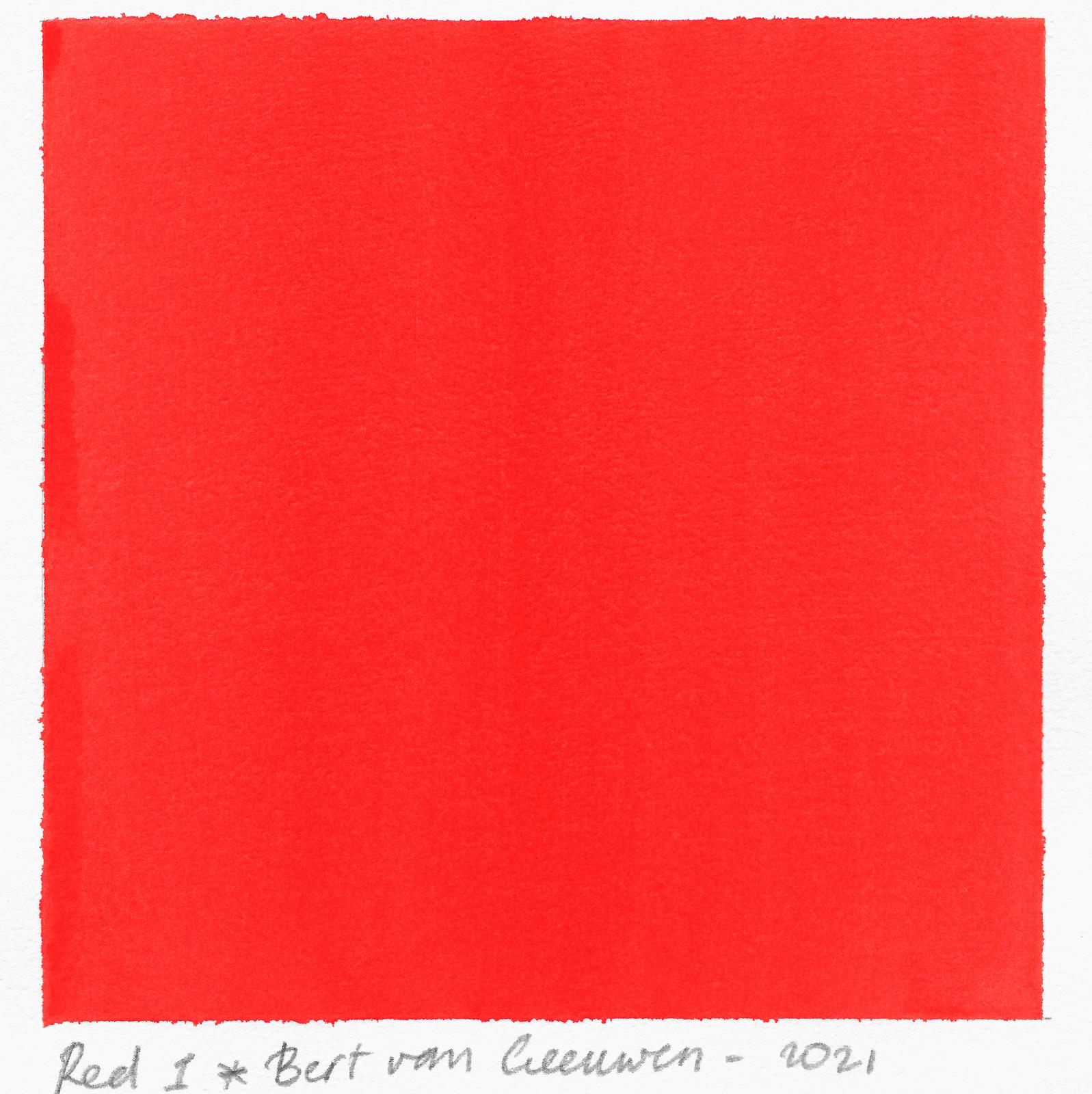 Red 1, Rood Haar